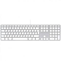 Apple Keyboard Aluminium (MB110) без коробки