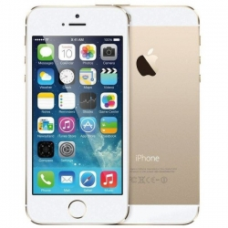 Used IPhone 5S 32GB Gold