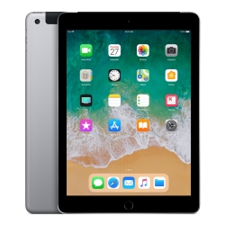 iPad 2018 Wi-Fi + Cellular 128Gb Space Gray (MR7C2)