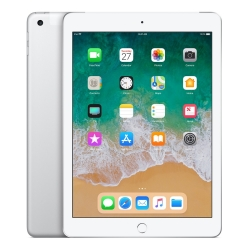 iPad 2018 Wi-Fi + Cellular 32Gb Silver (MR6P2)