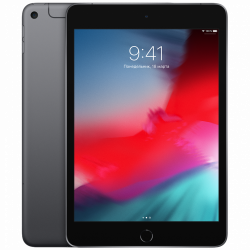 iPad mini 5 Wi-Fi + Cellular 64GB Space Gray (MUXF2, MUX52)