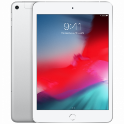 iPad mini 5 Wi-Fi + Cellular 64GB Silver (MUXG2, MUX62)