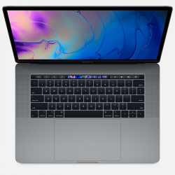 "MacBook Pro 15"" Space Gray (Z0V100042, Z0V00005W, Z0V00014R) 2018"
