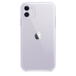Apple iPhone 11 Clear Case (MWVG2)