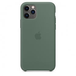 Apple iPhone 11 Pro Silicone Case - Pine Green (MWYP2)