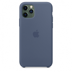 Apple iPhone 11 Pro Silicone Case - Alaskan Blue (MWYR2)