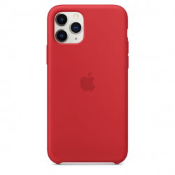 Apple iPhone 11 Pro Silicone Case - PRODUCT RED (MWYH2)