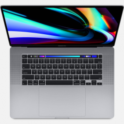 "MacBook Pro 16"" Space Gray (Z0Y00002R) 2019"