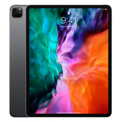 "iPad Pro 12.9"" 2020 Wi-Fi + Cellular 256GB Space Gray (MXFX2, MXF52)"