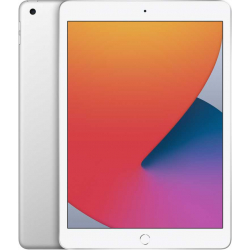 Apple iPad 10.2 2020 Wi-Fi 128GB Silver (MYLE2)