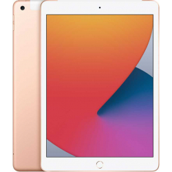 Apple iPad 10.2 2020 Wi-Fi + Cellular 128GB Gold (MYMN2, MYN92)